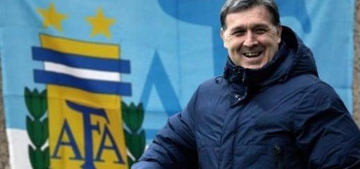 """Comienza la era del """"Tata"""" Martino en la Selección"""
