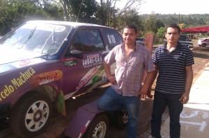 Desde esta mañana se corre el Rally de San Martín de Tours
