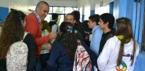Los estudiantes secundarios de Eldorado ya palpitan sus olimpíadas