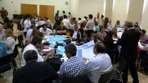 """Amplia agenda de trabajo tras el taller de construcción regional en el marco del Seminario de """"Planificación Urbana y Metropolización"""""""