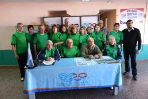 Misiones tendrá por primera vez un torneo Nacional de vóley adaptado para adultos mayores