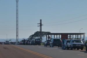 Destacan que con las nuevas casillas cruzar al Paraguay es mucho más rápido