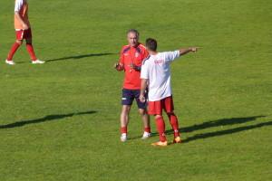 """Bianco: """"Ningun jugador está condicionado para pasar al ataque"""""""