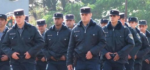 Franco confirmó actualización de sueldos para policías y penitenciarios