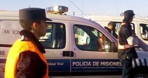 Choque frontal dejó tres heridos en San Vicente