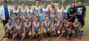 Capri hace buen papel en torneo de hockey regional en Chaco