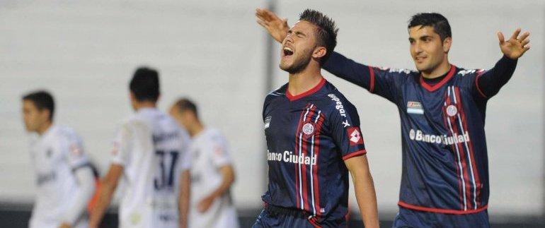 San Lorenzo le ganó a Quilmes de visitante y encamina su recuperación