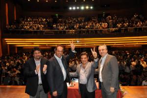 """Scioli:  """"Misiones es protagonista de la agenda del crecimiento"""""""
