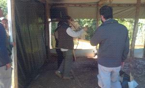 Atendieron inquietudes de producción y comercialización avícola