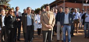 Vialidad inauguró en Iguazú el acceso a la escuela N° 875