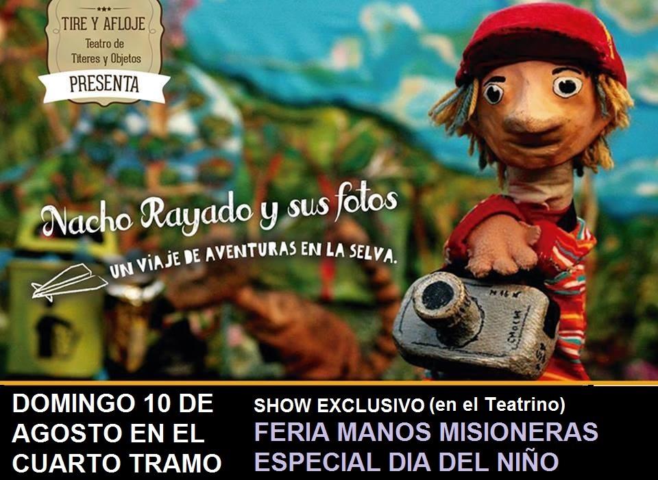 """El domingo feria """"Manos misioneras"""" y entretenimientos para los niños en la Costanera"""