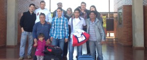 Alumnos de Iguazú y miembros de la Fundación London Supply, asistirán en Roma al Partido por la Paz, impulsado por Francisco