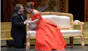 La Traviata se despide con su tercera gala a sala llena