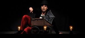 Hoy Bachín Teatro presenta unipersonal en Teatro de Prosa