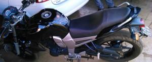 Mediante Facebook recuperaron una moto robada en Oberá
