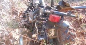 Un adolescente de 16 años falleció en un accidente en la ruta 13
