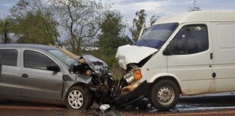 Mueren familiares del intendente de Itacaruaré en un accidente vial
