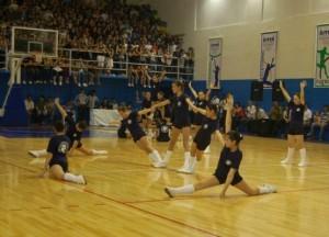 Una academia posadeña de Gimnasia Aeróbica logró 5 medallas en un Sudamericano