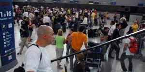 Pese a la conciliación obligatoria, todos los vuelos de Aerolíneas fueron afectados por paro de pilotos