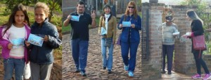 """""""Por los niños todo"""" el lunes en el barrio San Isidro de Posadas"""