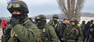 Ucrania denunció una invasión militar rusa en su territorio