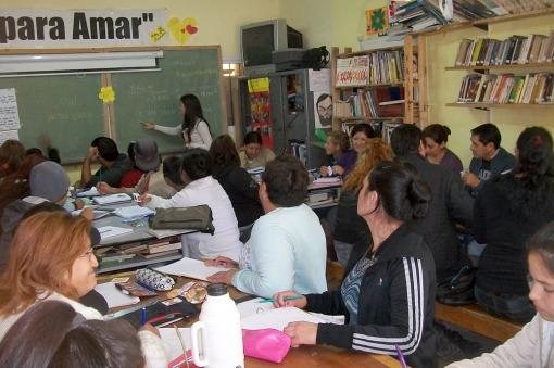 Una biblioteca de Pilar rechazó $ 40.000 por provenir de fondos buitre