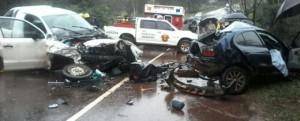 Los muertos por accidentes de tránsito ya superaron en número a igual periodo del año pasado