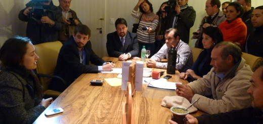 La Provincia aportará un millón y medio de pesos para solucionar el conflicto de los tareferos