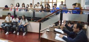 Empezaron las actividades del Concejo Estudiantil en Oberá