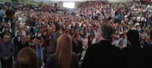 Con más de 6 mil inscriptos comenzó el segundo Congreso Provincial de Convivencia Escolar en Montecarlo