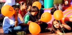 En el Mes del Niño concientizaron sobre sus derechos en la Costanera de Posadas