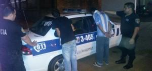 Dos personas detenidas por un intento de robo en Posadas