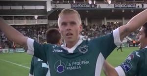 El misionero Diellos jugará en Sportivo Belgrano