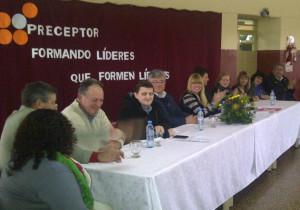 La UDPM inauguró la carrera de Tecnicatura Superior Docentes Administrativos en San José
