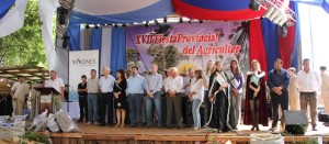 El jueves arranca la Fiesta del Agricultor en Andresito