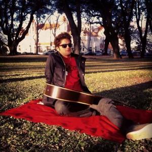 Guillermo Solonezki con su música de la tierra colorada al mundo
