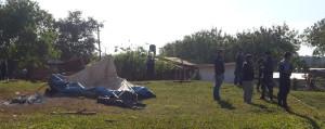 En la Zona Norte, Policía y Justicia redoblaron esfuerzos para prevenir la ocupación ilegal de tierras