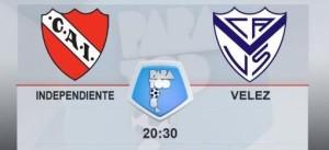 Independiente busca recuperarse ante Vélez, uno de los punteros