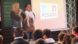 Se realizó el primer encuentro de la Jornada de Concientización del Cuidado del Medio Ambiente en Posadas