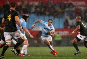 Championship: Los Pumas cayeron 13-6 contra Sudáfrica, pero dejaron buena imagen