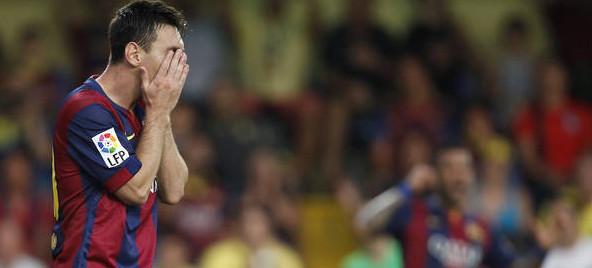 Messi está en duda para el amistoso ante Alemania por una lesión muscular