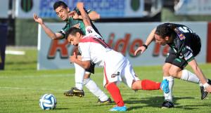 Guaraní perdió 3-1 con Chicago, en un partido donde buscó más pero cometió errores en defensa