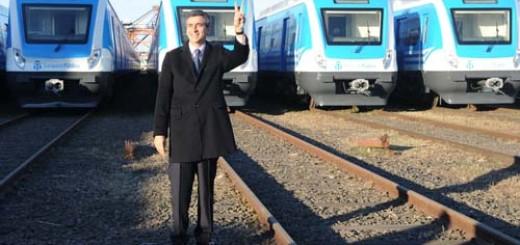 Randazzo tiene en carpeta un análisis de costos para recuperar las vías del tren.