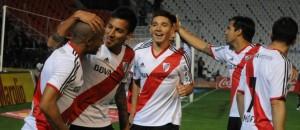 River lo pasó por arriba a Godoy Cruz con un 4 a 0