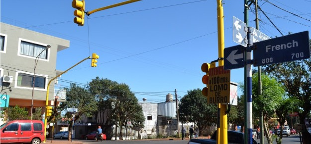 Instalaron nuevos semáforos en Oberá