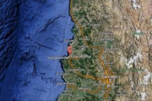 Un sismo de 6.4 sacudió el centro de Chile y se sintió fuerte en Mendoza