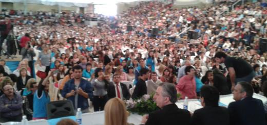 Jornada de conclusiones en el congreso de la UDPM que se desarrolla en Montecarlo