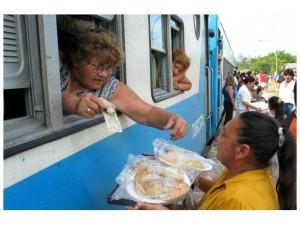 El intendente de Encarnación remarcó el interés de la región por la vuelta del tren y las acciones bilaterales