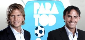 Sebastián Vignolo y Diego Latorre se incorporan a Fútbol para Todos