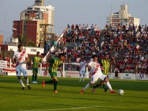 Fútbol: Guaraní estuvo cerca, pero al final fue 0 a 0 con Aldosivi